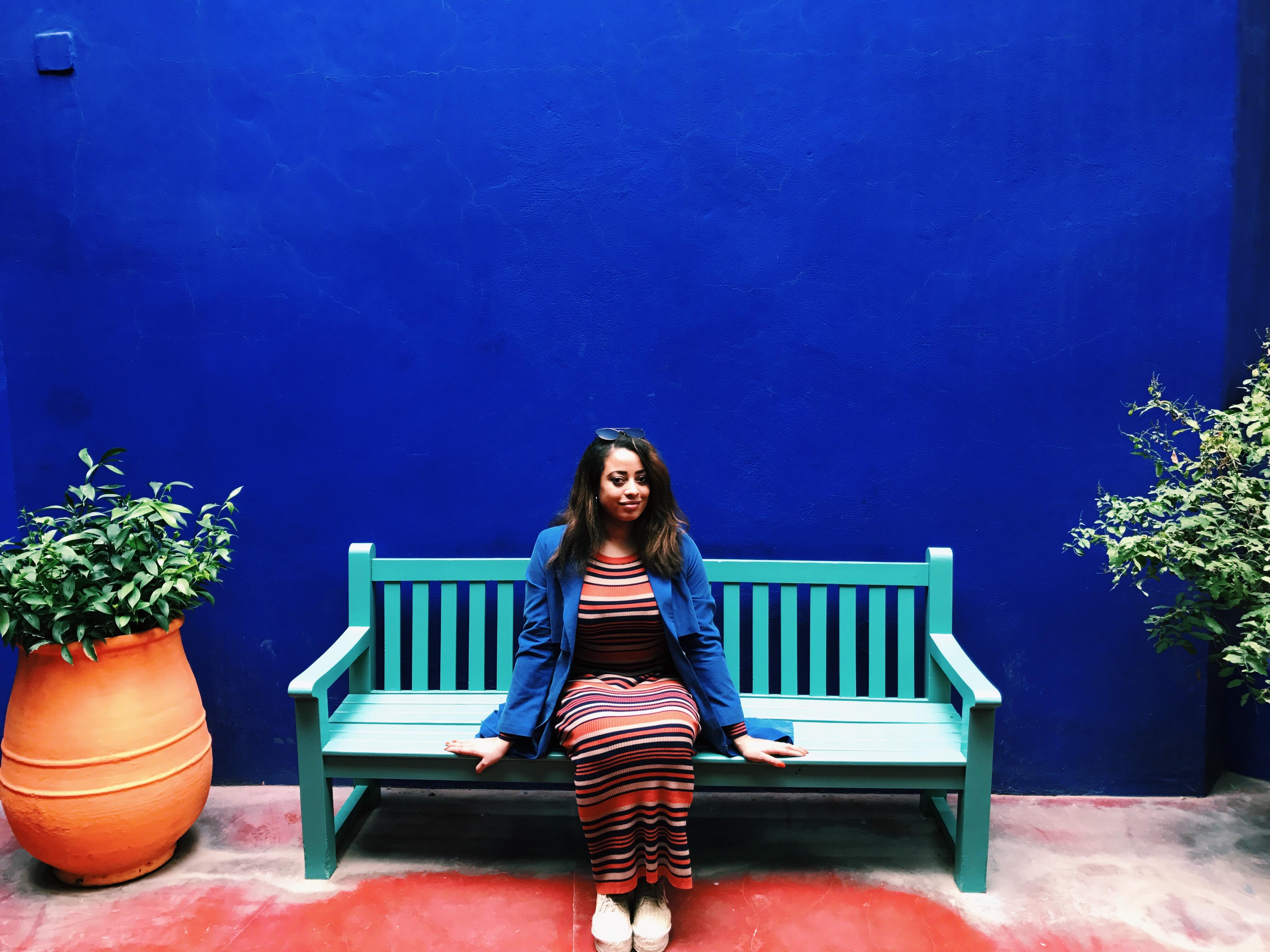 Jardin Majorelle - Marrakech - Cici Online