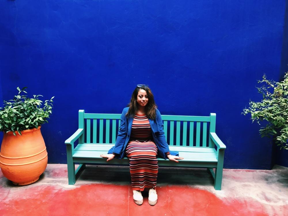 Jardin Majorelle - Marrakech Cici Online
